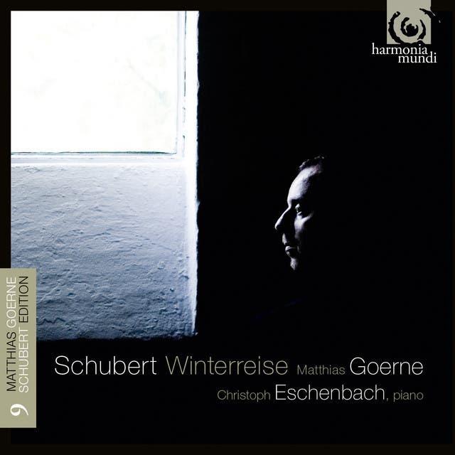 Schubert: Winterreise D. 911 - Matthias Goerne