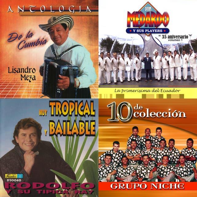 La Cumbia - Magazine cover