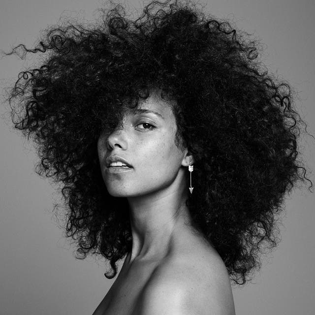 Girl Can't Be Herself - Alicia Keys