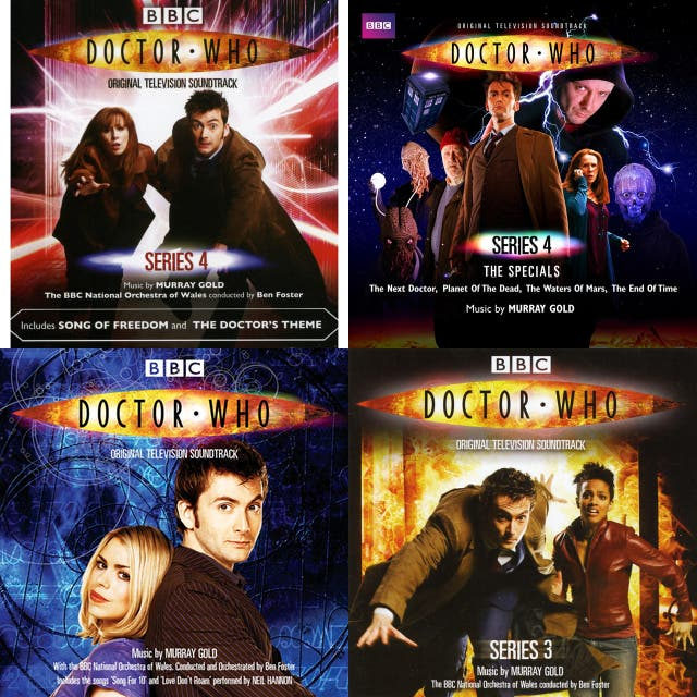 Dr. Who Soundtrack S 1 - 8 - Alexandra Kritchevsky