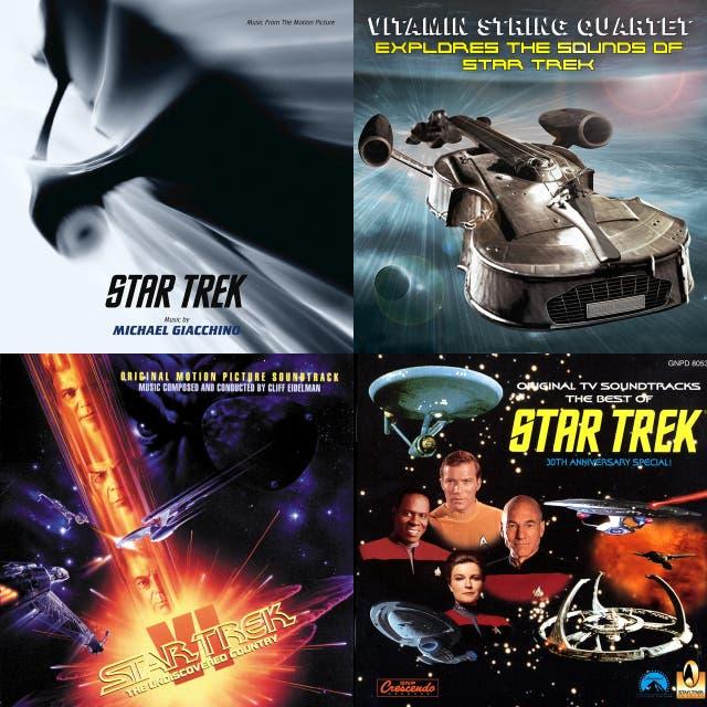Star trek - Trent Stafford