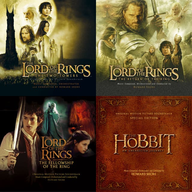 Lord of the Rings - Hannah Schell