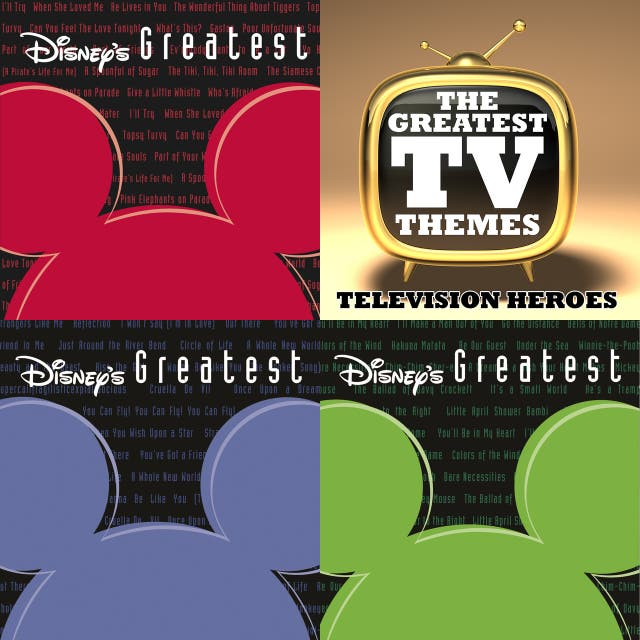 Disney Songs - David Moskovitz