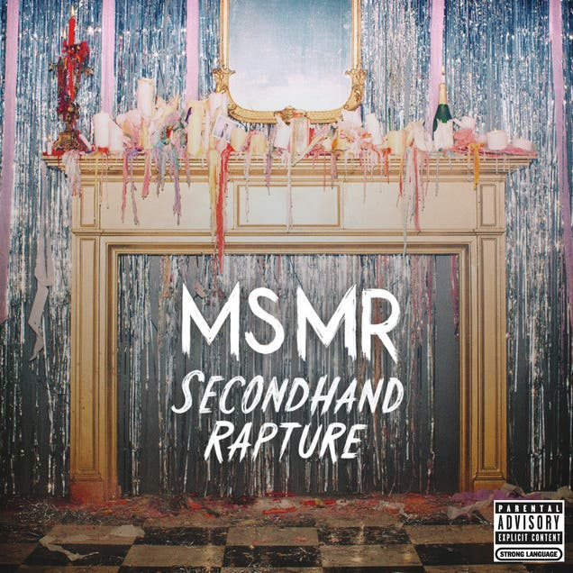 Spela Ms Mr: »Secondhand Rapture«