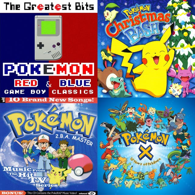 Pokemon Playlist - Twitch.tv/Kemony - Kim Allen