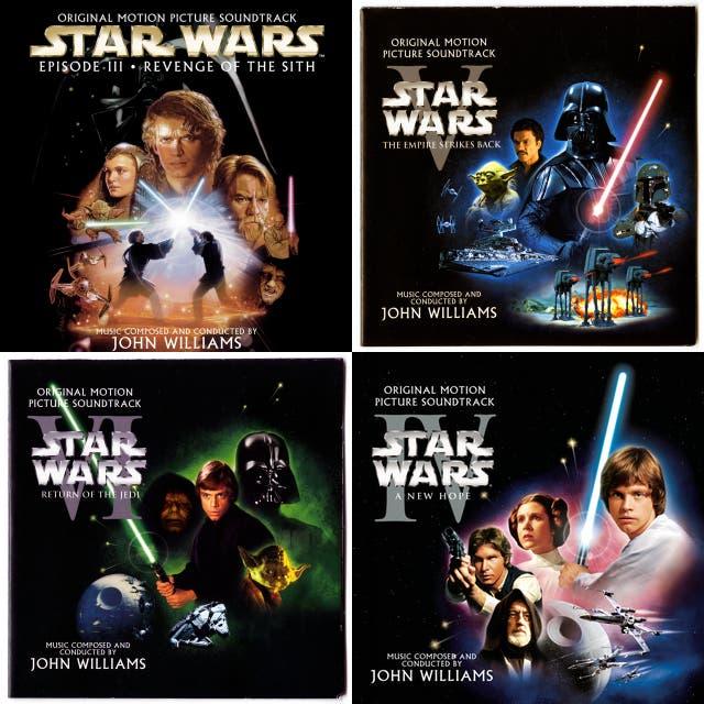 Star Wars I-VII - James Tobias